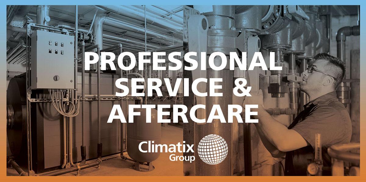 Climatix Professional Service & Aftercare