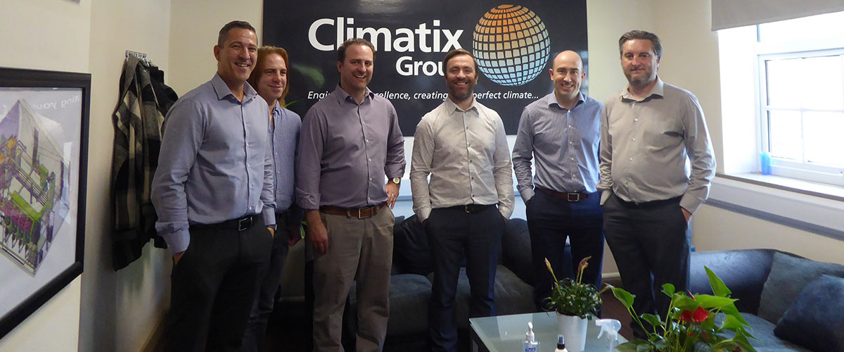 The Climatix team