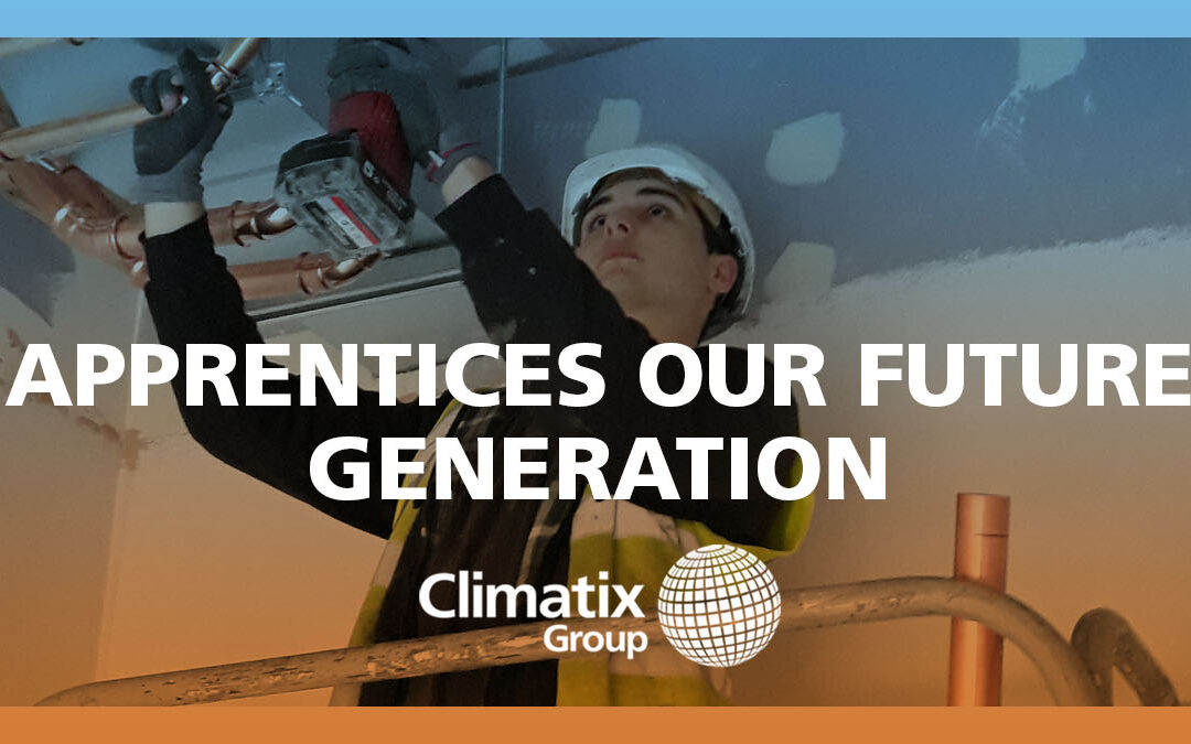 Leading Engineering Apprenticeships at Climatix